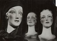 schaufensterpuppen [mannequins] by anton stankowski